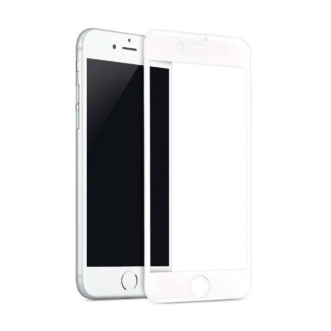 Купить Защитное стекло HOCO Tempered Glass White для iPhone 7 | 8 | SE 2020