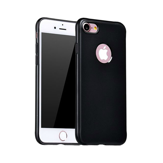 Чехол HOCO TPU Juice Series Black для iPhone 7/8