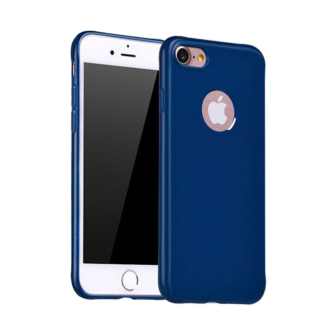 Чехол HOCO TPU Juice Series Deep Blue для iPhone 7/8
