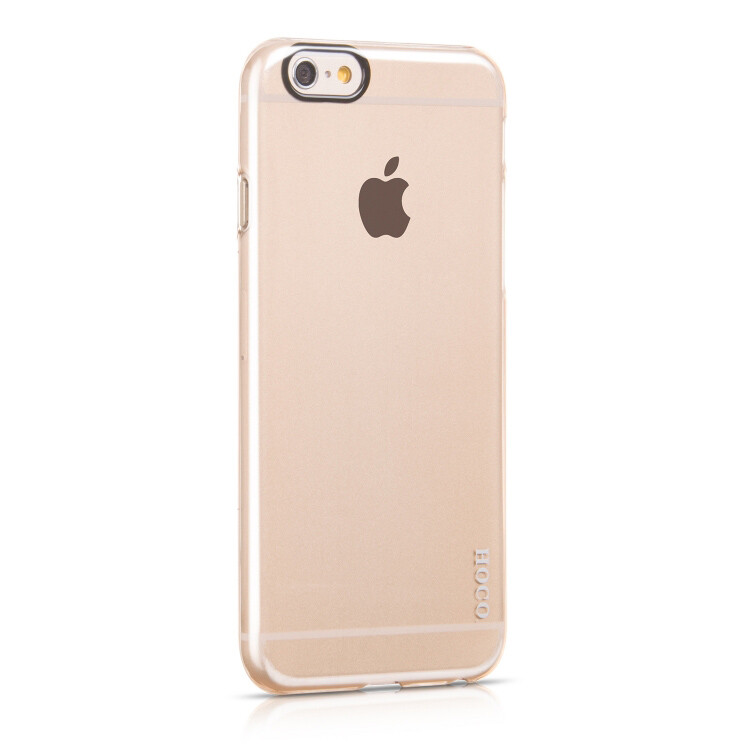 Чехол HOCO Ultra Thin PC Golden для iPhone 6/6s