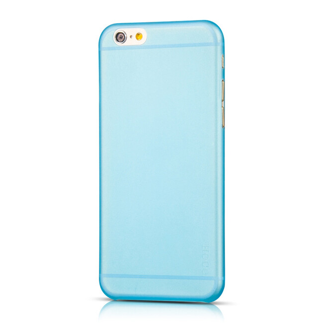 Чехол HOCO Ultra Thin PP Blue для iPhone 6/6s