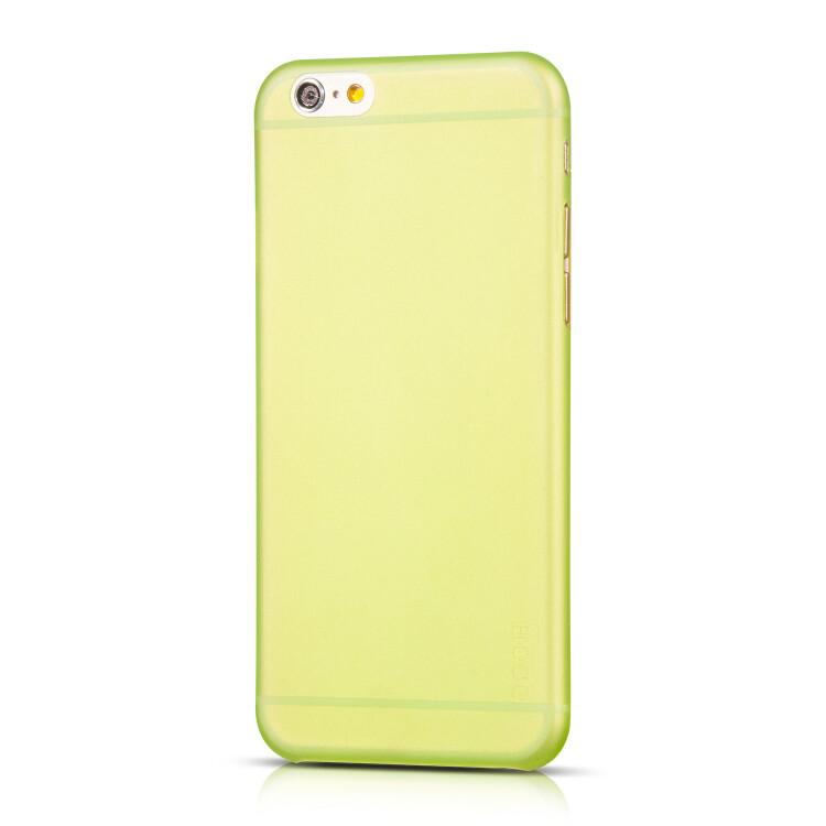 Чехол HOCO Ultra Thin PP Green для iPhone 6/6s