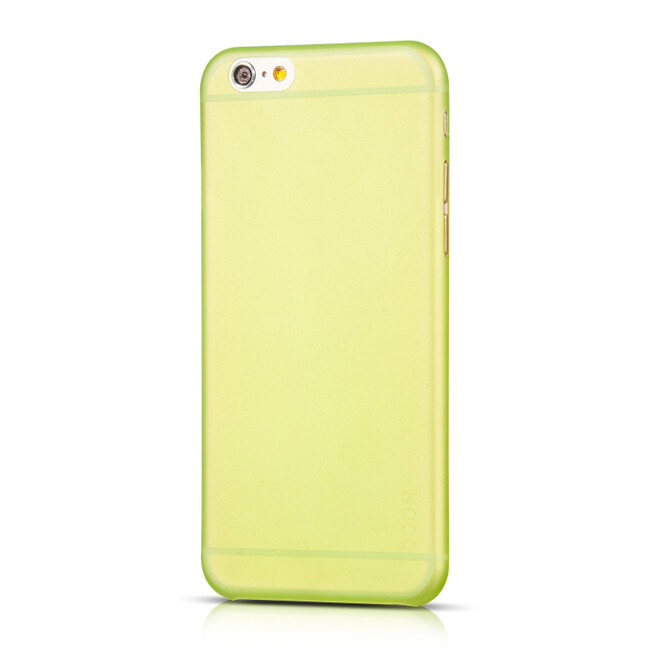 Чехол HOCO Ultra Thin PP Green для iPhone 6/6s