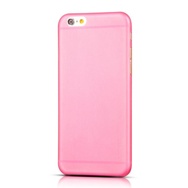 Чехол HOCO Ultra Thin PP Pink для iPhone 6/6s
