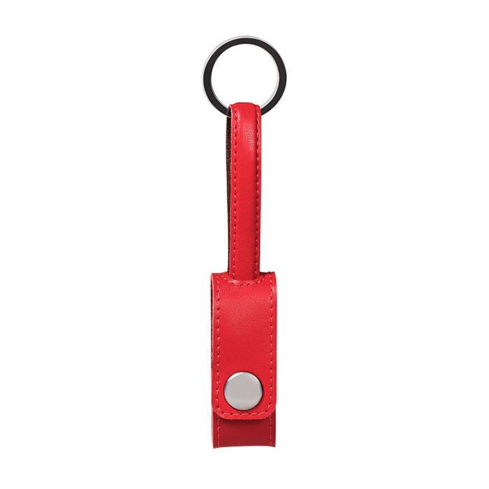 Кабель HOCO UPF04 Red Lightning to USB