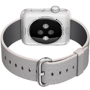 Купить Ремешок HOCO Woven Nylon Pearl для Apple Watch 38mm