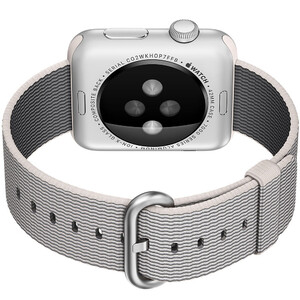 Купить Ремешок HOCO Woven Nylon Pearl для Apple Watch 42mm