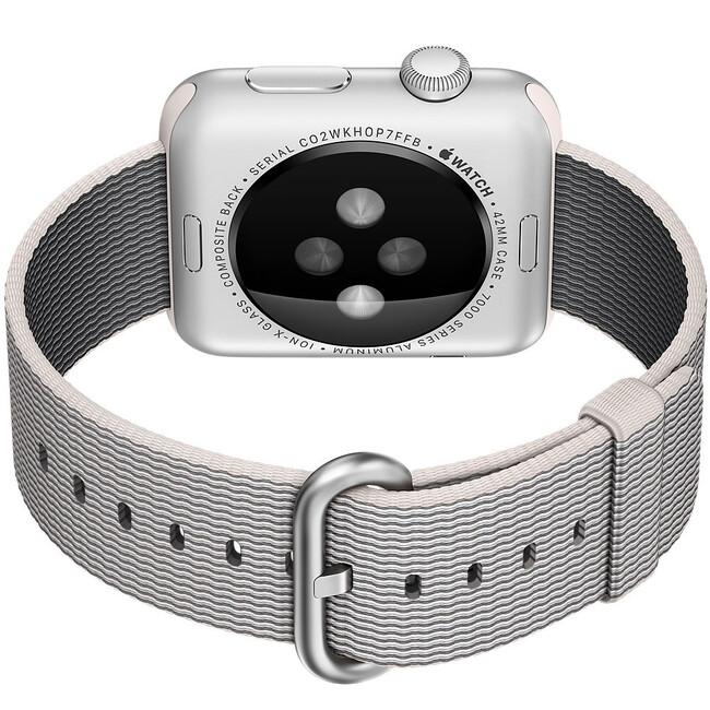 Ремешок HOCO Woven Nylon Pearl для Apple Watch 42mm