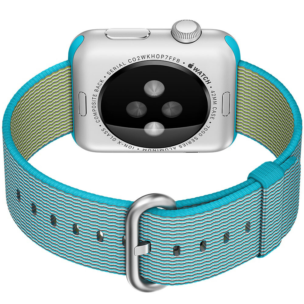 Ремешок HOCO Woven Nylon Blue для Apple Watch 42mm Series 1/2