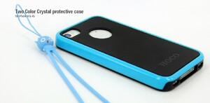 Купить Чехол HOCO Two-color для iPhone 4/4S