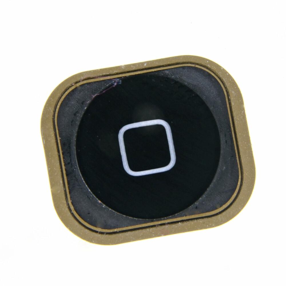 Купить Кнопка Home (Black) для iPhone 5