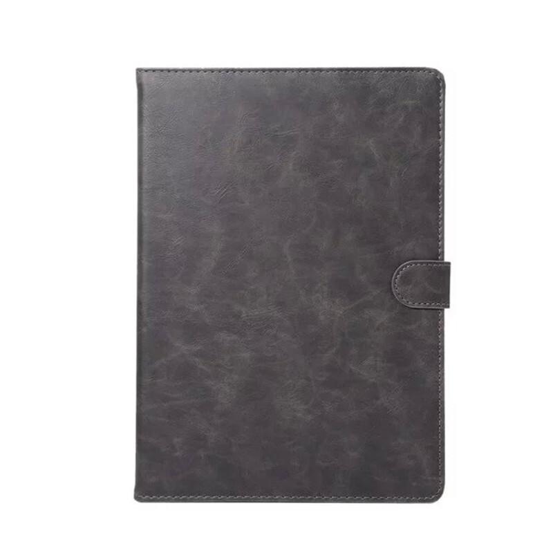 """Кожаный чехол HorseShell Gray для iPad Pro 9.7"""""""