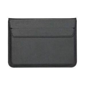 """Купить Кожаный чехол-сумка HorseShell Black для MacBook 12"""""""