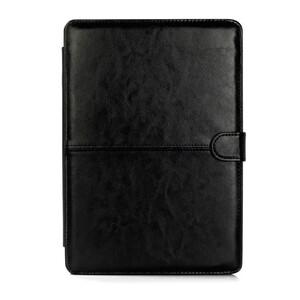 """Купить Кожаный чехол HorseShell Black для Macbook Pro 15"""" (2016/2017)"""