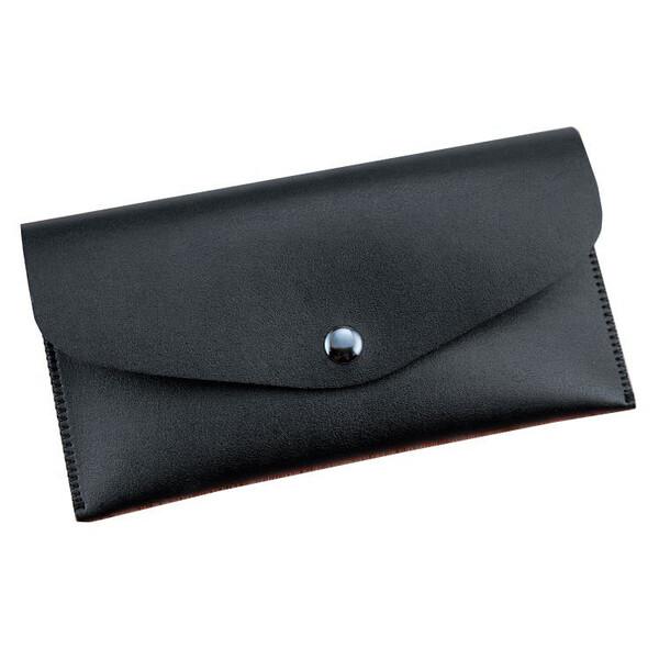 Кожаный чехол-кошелек iLoungeMax HOTR Black для iPhone X   XS   8   7   6s   6 & Samsung S9   S8   S7   S6