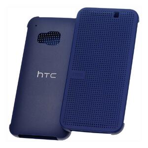 Купить Чехол HTC Dot View Premium Ink Blue для HTC One M9