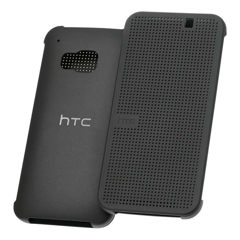 Чехол HTC Dot View Premium Onyx Black для HTC One M9