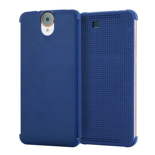 Чехол HTC Dot View Premium Blue для HTC One E9+ Plus