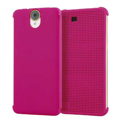 Купить Чехол HTC Dot View Premium Hot Pink для HTC One E9+ Plus