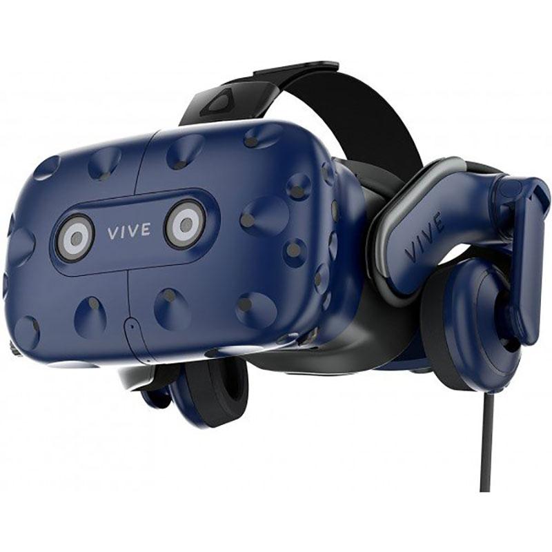 Купить Шлем виртуальной реальности HTC Vive Pro