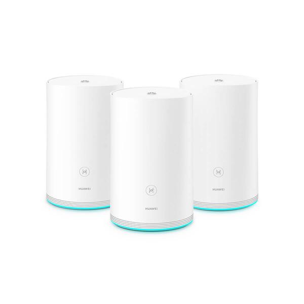 Wi-Fi Роутер Huawei MESH Router Q2 Pro Master Hybrid Ultimate Edition (3 модуля)