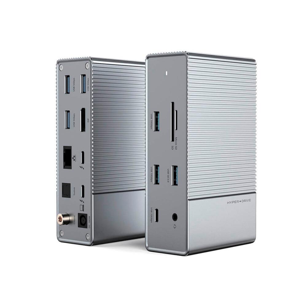 Купить Хаб (адаптер) HyperDrive 16-in-1 Thunderbolt 3 Hub GEN2 4K60Hz | 8K30Hz DP для MacBook | iMac