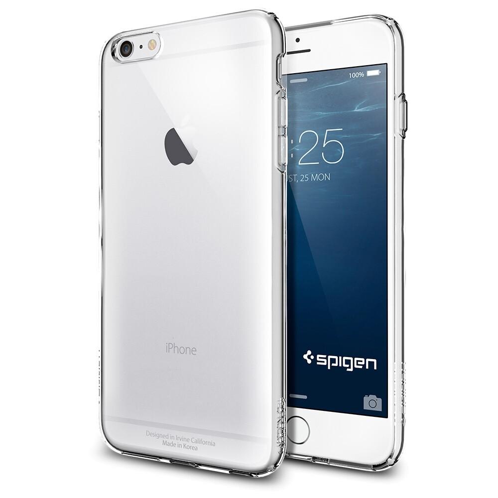 Чехол Spigen Capsule Crystal Clear для iPhone 6 Plus/6s Plus