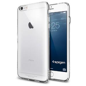 Чехол Spigen Capsule Clear для iPhone 6 Plus