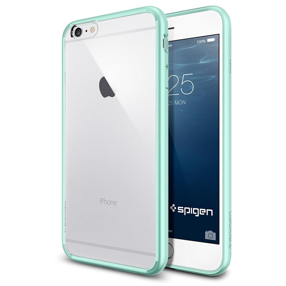 Чехол Spigen Ultra Hybrid Mint для iPhone 6 Plus/6s Plus