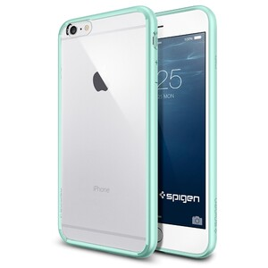 Чехол Spigen Ultra Hybrid Mint для iPhone 6 Plus