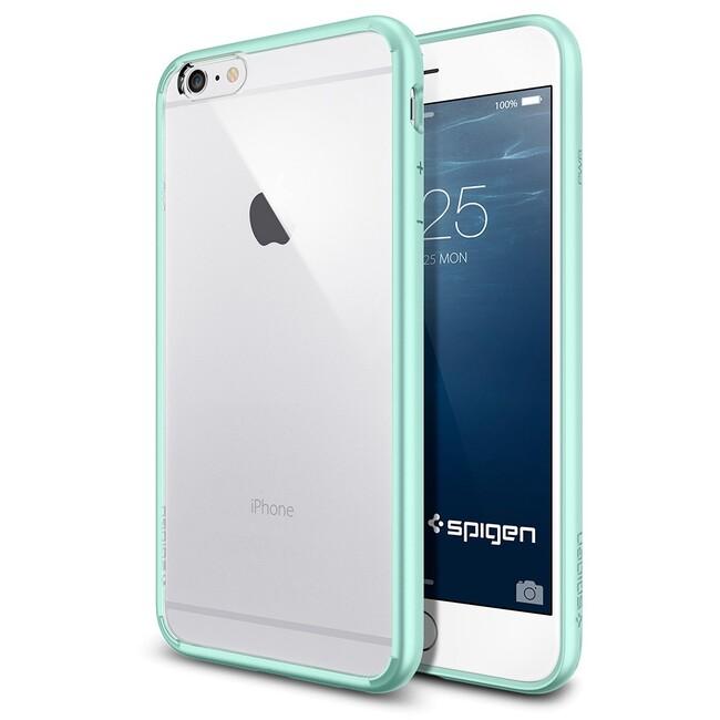 Чехол Spigen Ultra Hybrid Mint для iPhone 6/6s Plus