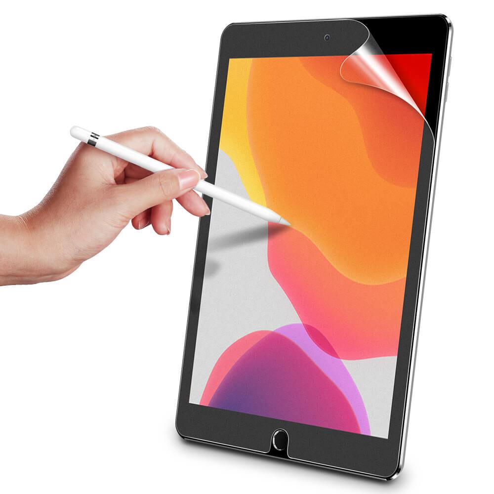"Защитная пленка ESR PaperLike Screen Protector для iPad 8 | 7 10.2"" (2020 | 2019) | Air 3 (2019) | Pro 10.5"""