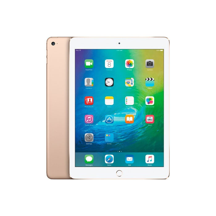"iPad Pro 12.9"" 128GB Wi-Fi + Cellular Gold"