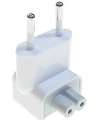 Купить Переходник Евро для блоков питания и зарядок Apple MacBook Pro/Air, iPhone, iPad, iPod