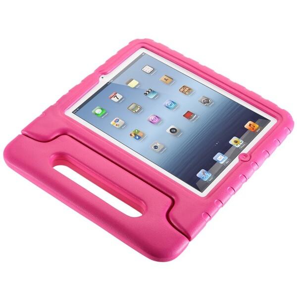 Детский чехол Philips с ручкой для iPad 2   3   4 Розовый