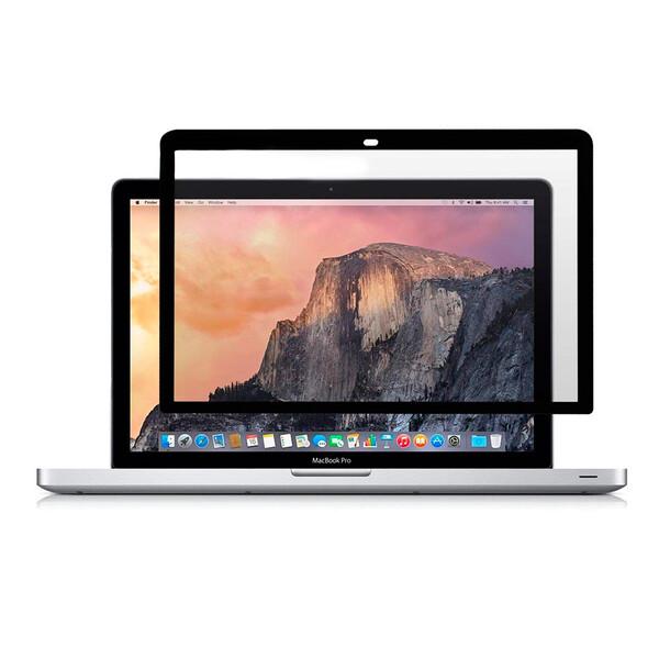 "Защитная пленка iLoungeMax ibovder Frame Screen Protector Black для MacBook Pro 13"" (2016 – 2020) | Air (2018 – 2020)"