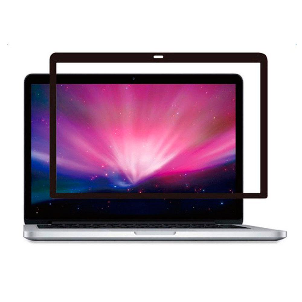"Купить Защитная пленка oneLounge ibovder Frame Screen Protector Black для MacBook Pro 15"" (2016-2019)"
