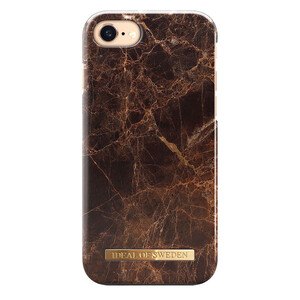 Купить Мраморный чехол iDeal of Sweden Fashion A/W16 Brown Marble для iPhone 7/8
