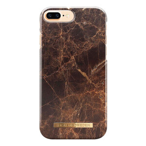 Купить Мраморный чехол iDeal of Sweden Fashion A/W16 Brown Marble для iPhone 7 Plus