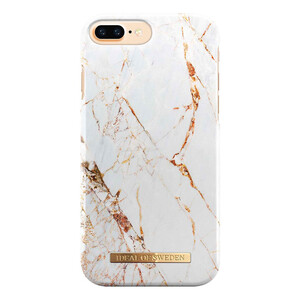 Купить Мраморный чехол iDeal of Sweden Fashion A/W16 Carrara Gold для iPhone 7 Plus/8 Plus