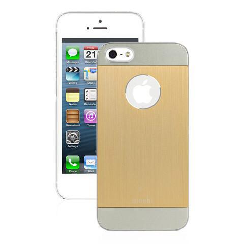 Чехол moshi iGlaze Armour Bronze для iPhone 5/5S/SE