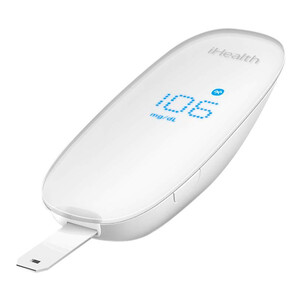 Купить Умный глюкометр iHealth Smart Wireless Gluco-Monitoring System (BG5)