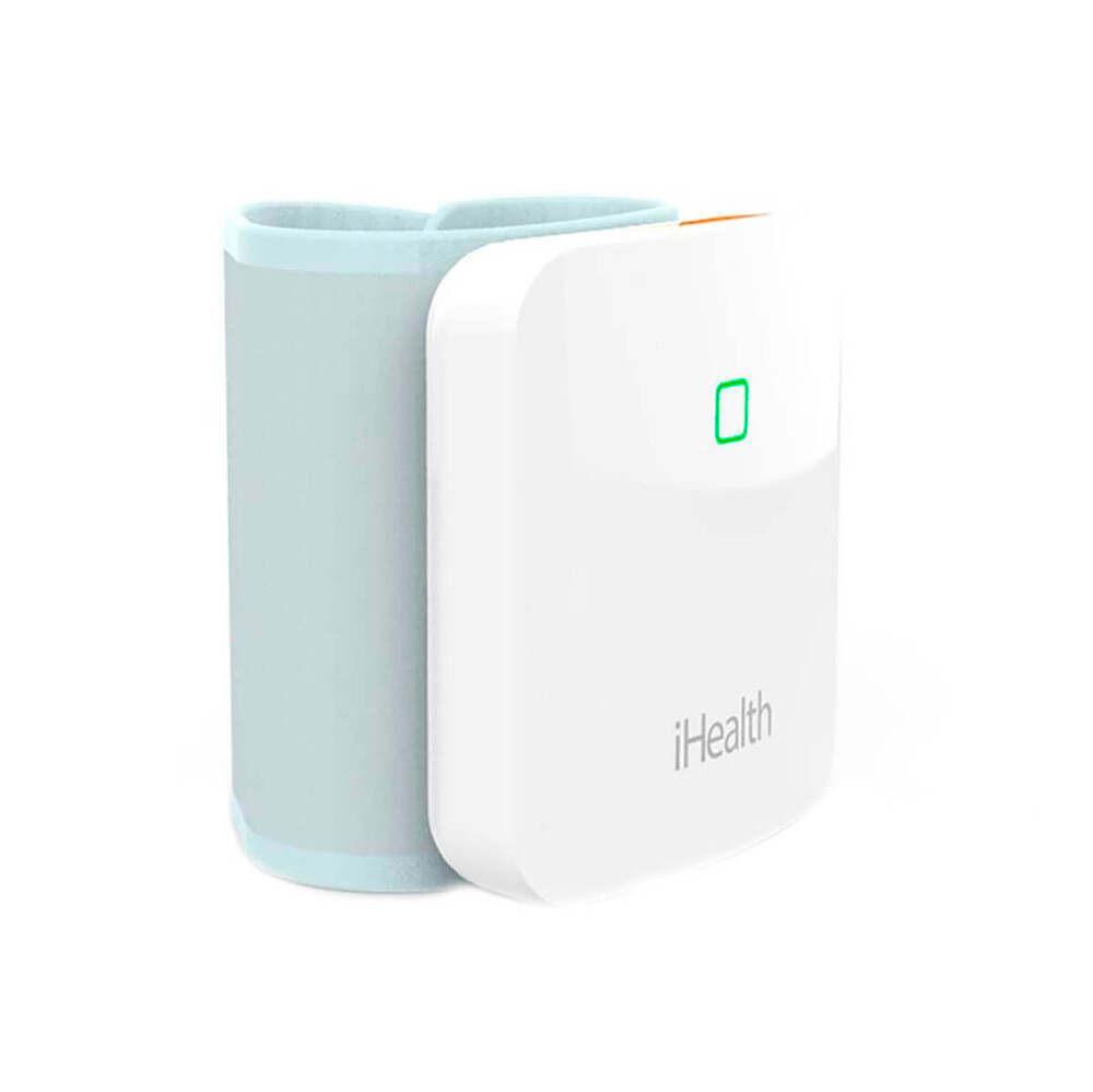 Купить Умный тонометр артериального давления iHealth Wireless Blood Pressure Wrist Monitor (BP7)