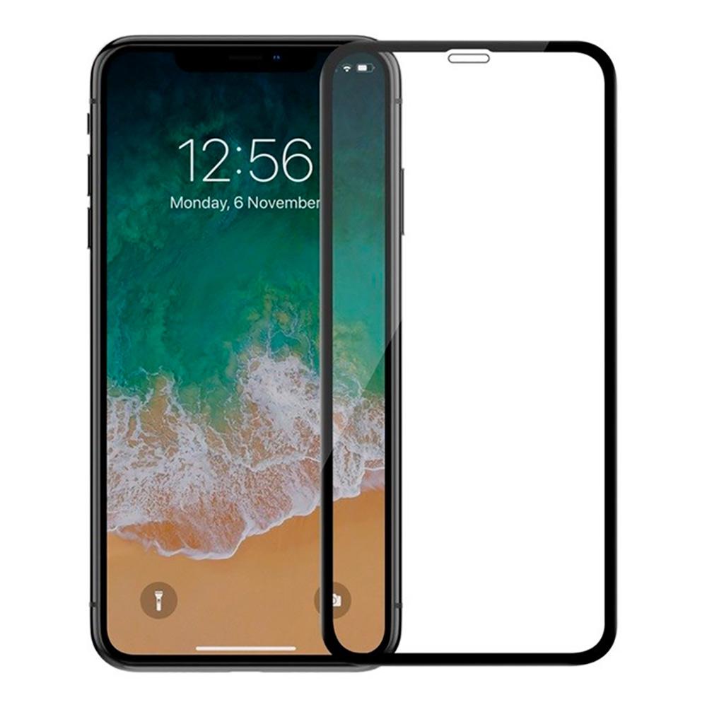 Купить Полноэкранное защитное стекло iLera 3D Full Cover Tempered Slim Glass для iPhone 11 | XR