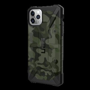 Купить Противоударный чехол UAG Pathfinder Se Camo Forest для iPhone 11 Pro Max