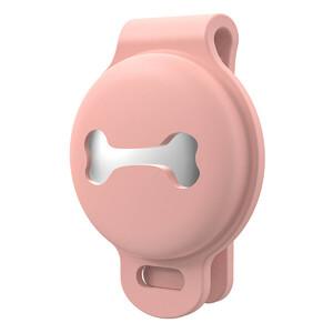 Купить Чехол на ошейник iLoungeMax Clip Pink для Apple AirTag