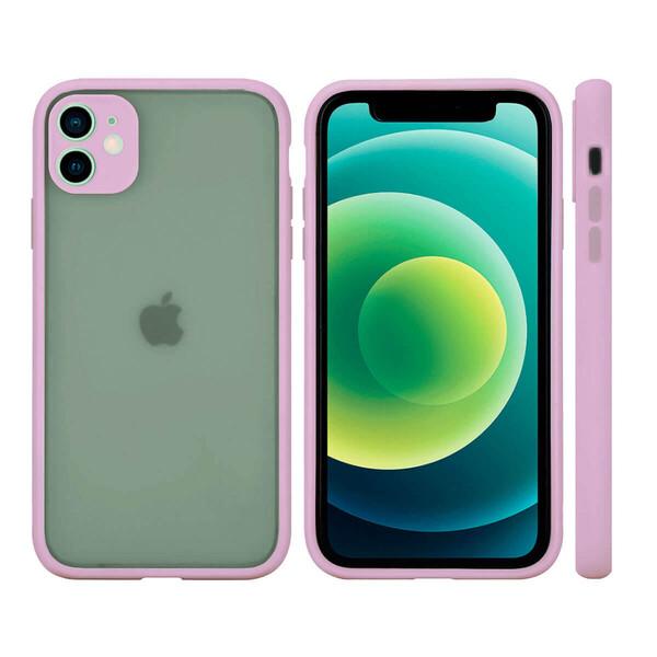 Силиконовый чехол iLoungeMax Full Camera Protective Case Lavender для iPhone 12