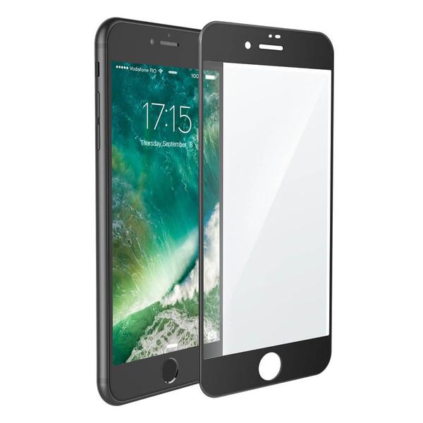 Защитное стекло iLoungeMax Protective Glass Black для iPhone 7 Plus   8 Plus