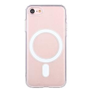 Купить Прозрачный силиконовый чехол iLoungeMax Silicone Case MagSafe для iPhone 7 | 8 | SE 2020