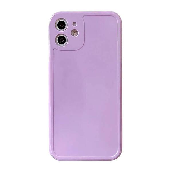 Силиконовый чехол iLoungeMax TPU Silicone Case Lavender для iPhone 11